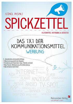 Pasinli: Spickzettel, cover